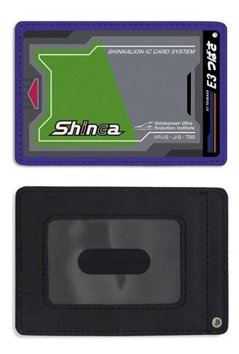 新幹線変形ロボ シンカリオン/新幹線変形ロボ シンカリオン/シンカリオン Shincaデザイン フルカラーパスケース E3つばさVer.