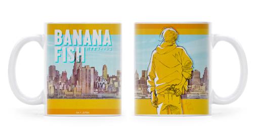 BANANA FISH/BANANA FISH/BANANA FISH フルカラーマグカップ