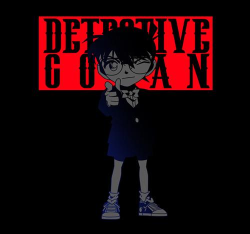 名探偵コナン/名探偵コナン/江戸川コナン Tシャツ