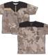 地球連邦軍 迷彩 両面フルグラフィックTシャツ