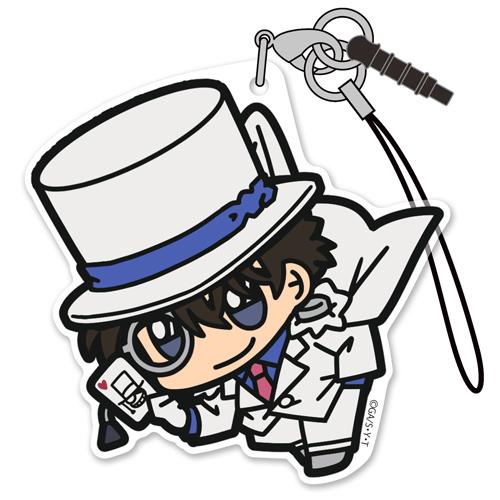 名探偵コナン/名探偵コナン/怪盗キッド アクリルつままれストラップ