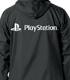 """フーデッドウインドブレーカー""""PlayStation"""""""
