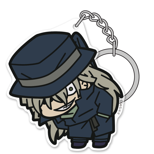 名探偵コナン/名探偵コナン/ジン アクリルつままれキーホルダー