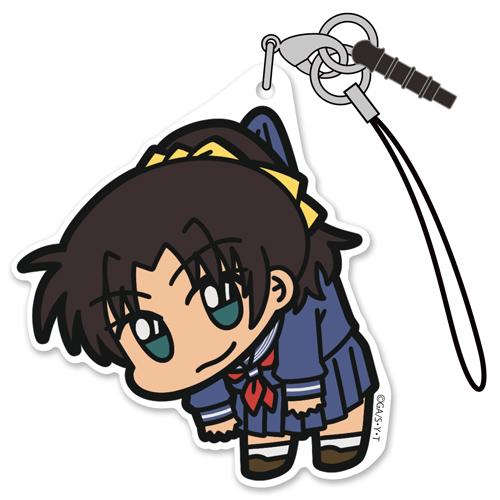 名探偵コナン/名探偵コナン/遠山和葉 アクリルつままれストラップ