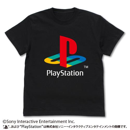 """プレイステーション/プレイステーション/TシャツVer.2 初代""""PlayStation"""""""