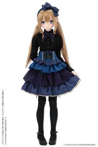 AZONE/50 Collection/FAO118【48/50cmドール用】AZO2 サアラズ ア・ラ・モード twinkle☆twinkle ドレスセット