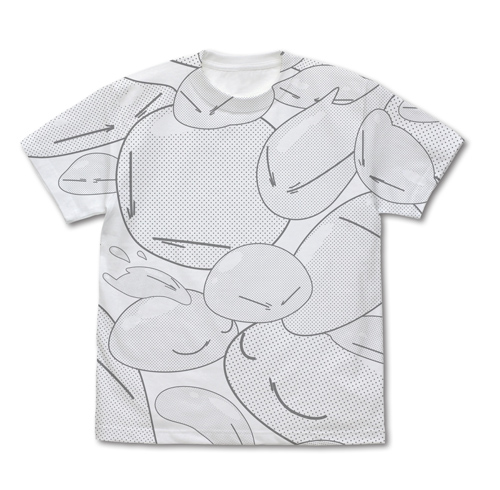 転生したらスライムだった件/転生したらスライムだった件/リムル様 オールプリントTシャツ