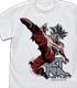 ドラゴンボール/ドラゴンボール超/身勝手の極意 悟空 Tシャツ