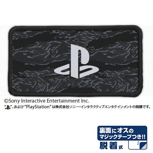 """プレイステーション/プレイステーション/脱着式フルカラーワッペン""""PlayStation"""""""
