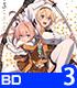 ★GEE!特典付★刀使ノ巫女 第3巻【Blu-ray】