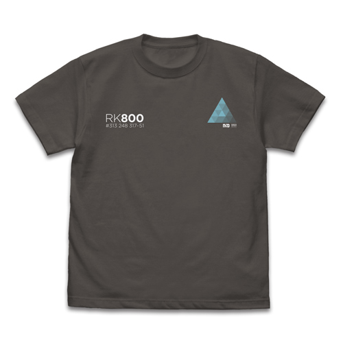 Detroit: Become Human/Detroit: Become Human/RK800 Tシャツ