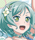 BanG Dream!(バンドリ!)/BanG Dream!(バンドリ!)/BanG Dream! ガールズバンドパーティ! ジャケット風ハンドタオル 氷川日菜(Pastel*Palettes)
