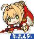 Fate/Fate/EXTELLA LINK/Fate/EXTELLA LINK ネロ・クラウディウス アクリルつままれキーホルダー