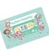 BanG Dream!(バンドリ!)/BanG Dream! ガルパ☆ピコ/BanG Dream! ガルパ☆ピコ ICカードステッカー  Pastel*Palettes