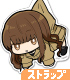 Fate/EXTELLA LINK マスター(女) アクリル..