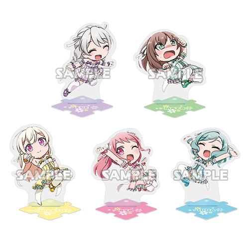 BanG Dream!(バンドリ!)/BanG Dream! ガルパ☆ピコ/BanG Dream! ガルパ☆ピコ つなげて☆アクリルスタンド Pastel*Palettes /1ボックス