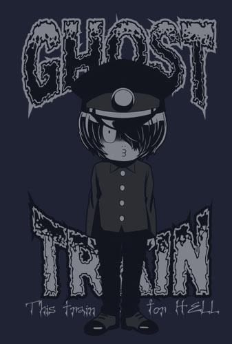 ゲゲゲの鬼太郎/ゲゲゲの鬼太郎/ゲゲゲの鬼太郎 駅員 Tシャツ