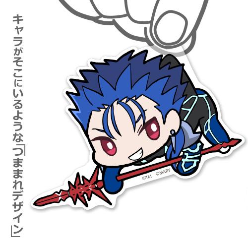 Fate/Fate/EXTELLA LINK/Fate/EXTELLA LINK クー・フーリン アクリルつままれストラップ