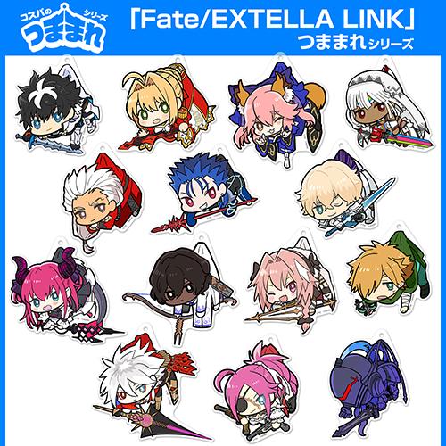 Fate/Fate/EXTELLA LINK/Fate/EXTELLA LINK カール大帝 アクリルつままれストラップ