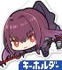 Fate/EXTELLA LINK スカサハ アクリルつまま..
