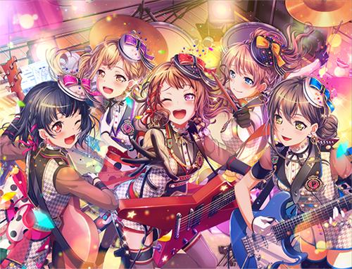 BanG Dream!(バンドリ!)/BanG Dream!(バンドリ!)/ヴァイスシュヴァルツ トライアルデッキ+(プラス)バンドリ! ガールズバンドパーティ! [Poppin'Party]