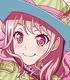 BanG Dream!(バンドリ!)/BanG Dream!(バンドリ!)/BanG Dream! ガールズバンドパーティ! ジャケット風ハンドタオル 丸山彩(Pastel*Palettes)