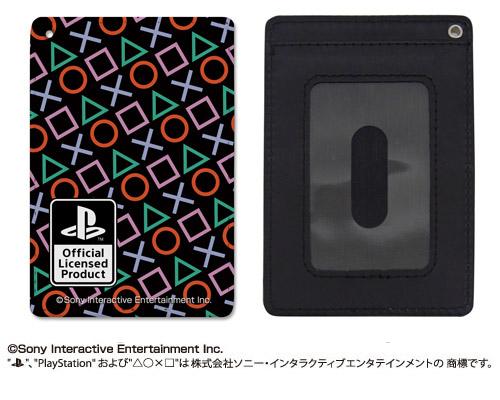 """プレイステーション/プレイステーション/フルカラーパスケース""""PlayStation"""" Shapes"""