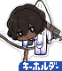 Fate/EXTELLA LINK アルジュナ アクリルつままれキーホルダー