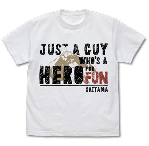 ワンパンマン/ワンパンマン/趣味でヒーローをやっている者だ Tシャツ