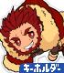 Fate/Fate/EXTELLA LINK/Fate/EXTELLA LINK イスカンダル アクリルつままれキーホルダー