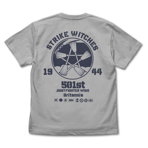 ストライクウィッチーズ/第501統合戦闘航空団 ストライクウィッチーズ ROAD to BERLIN/STRIKE WITCHES エンブレム Tシャツ