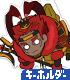 Fate/Fate/EXTELLA LINK/Fate/EXTELLA LINK 呂布奉先 アクリルつままれキーホルダー
