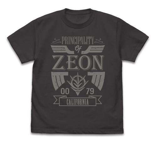 ガンダム/機動戦士ガンダム/ジオン グラフィックTシャツ