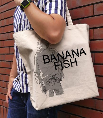 BANANA FISH/BANANA FISH/BANANA FISH ラージトート