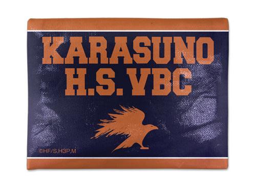 ハイキュー!!/ハイキュー!!/烏野高校排球部 ポケットティッシュカバー
