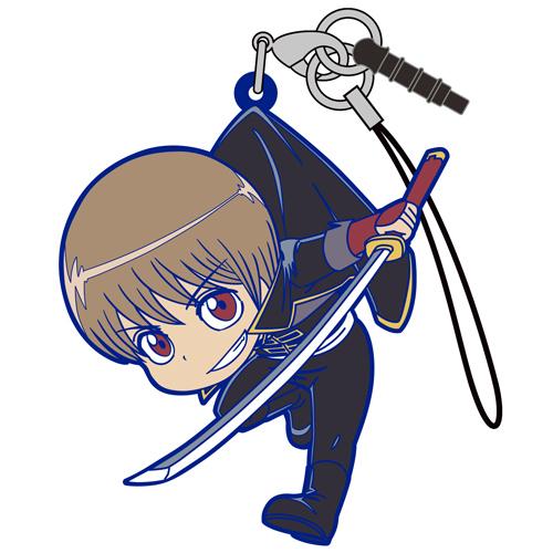 銀魂/銀魂/沖田総悟 銀ノ魂篇Ver. つままれストラップ