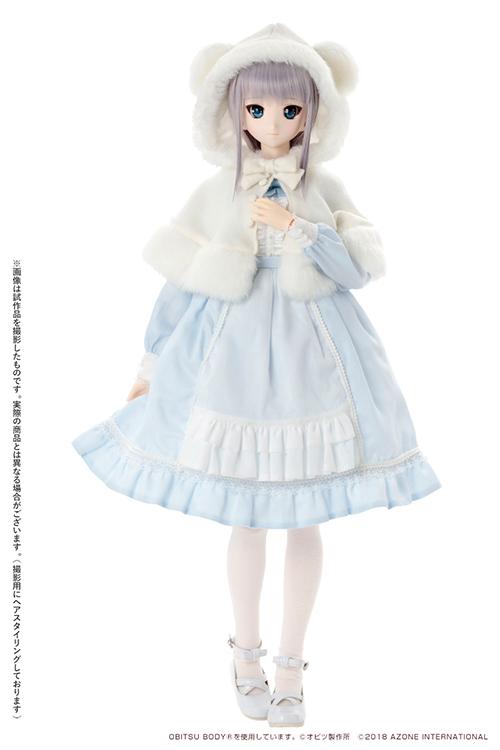 AZONE/Iris Collect/Iris Collect(アイリス コレクト) かの / Lovely snows ~いとしい雪たち~ AOD515-KLS