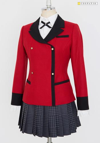 賭ケグルイ/賭ケグルイ/私立百花王学園女子制服 スカート