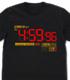 活動限界 Tシャツ