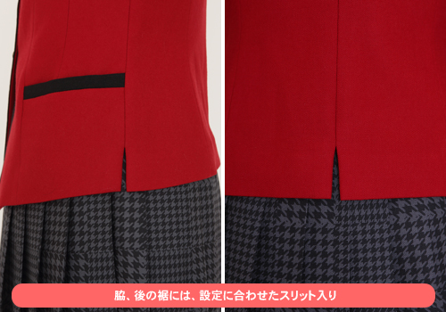 賭ケグルイ/賭ケグルイ/私立百花王学園女子制服 ジャケットセット 生徒会長Ver.