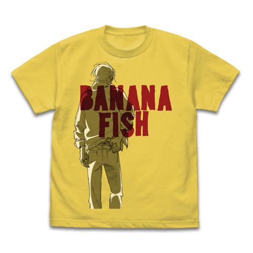BANANA FISH/BANANA FISH/BANANA FISH Tシャツ