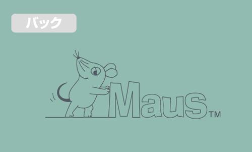 MAUS/MAUS(TM)/マウス(TM)とバイオリン Tシャツ