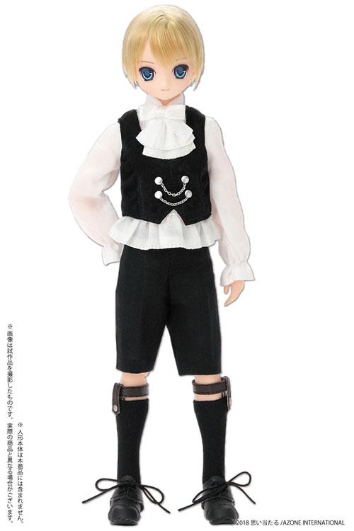 AZONE/Pureneemo Original Costume/POC453-BKB【1/6サイズドール用】PNS 男の子ドラキュラ子爵セット