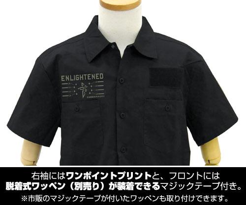 INGRESS/INGRESS THE ANIMATION/エンライテンド ワッペンベースワークシャツ