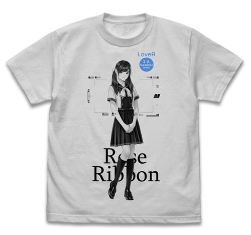 LoveR/LoveR/篁 莉里愛 Tシャツ