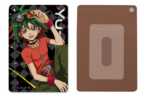 遊☆戯☆王/遊☆戯☆王ARC-V/榊遊矢 フルカラーパスケース リラックスVer.