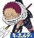 ONE PIECE/ワンピース/ビッグ・マム海賊団 カタクリ Tシャツ