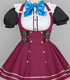 【早得】結月学園女子制服セット