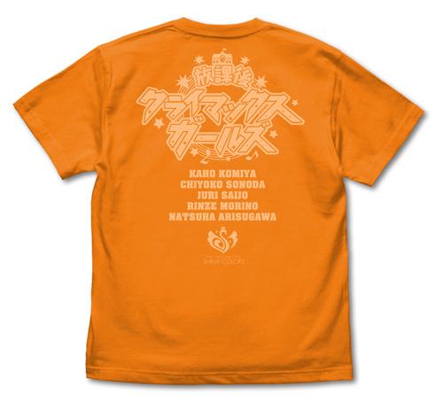 THE IDOLM@STER/アイドルマスター シャイニーカラーズ/283PRO放課後クライマックスガールズ Tシャツ
