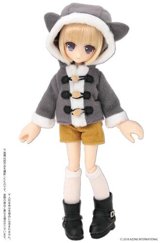 AZONE/ピコニーモコスチューム/PIC245【1/12サイズドール用】1/12 ピコDねこさんコート